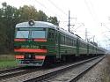 электричка Симферополь - Севастополь
